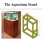 55 Gallon Aquarium Stand Plans Free