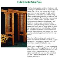 Cedar Arbor Plan Image