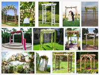 Wedding Arbor Ideas Image