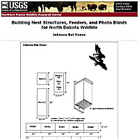 Large Bat House Plan Photo
