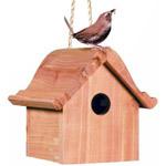 Wren Cedar Birdhouse