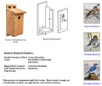 Woodworking Simple Design Buy Peterson Bluebird House Plans