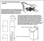 Wood Duck House Plans