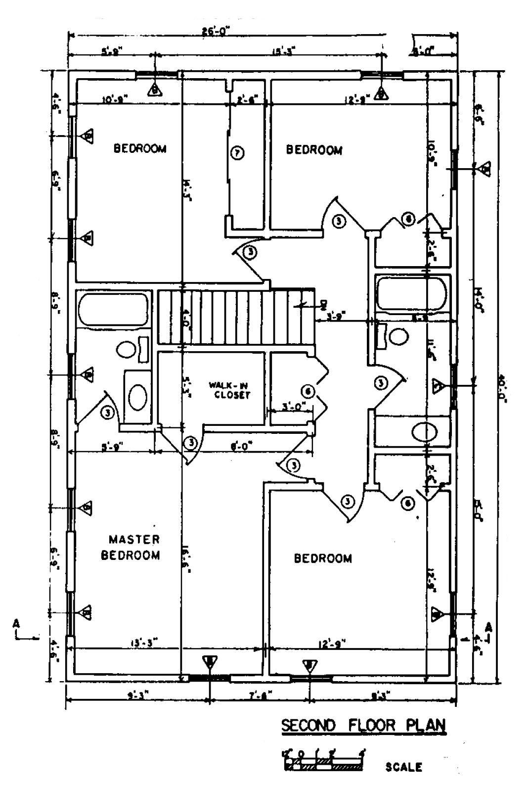 Free olonial House Plans olonial House Floor Plans - ^