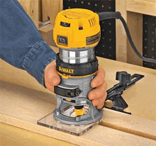 Dewalt dwp611 125hp router 120 lowes they had this dewalt 611 for 119 looking online seems to be a pretty good price didnt find too many posts here of people using it it is 14 only greentooth Image collections