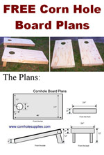 Corn Hole Plans Woodworking Plans Free Download Pdf