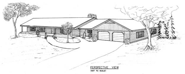 Free country ranch house plans country ranch house floor for Free ranch home plans