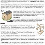 Basic Dog House Plan