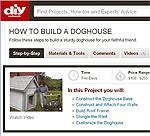 Dog House Blueprints: Easy Build Dog House Plans