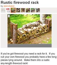 Firewood Box Plans Free