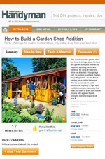 How to Build a Garden Shed Addition Photo