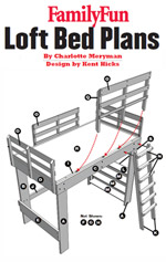 Wood Shop: Woodworking plans for kids beds free