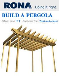 Pergola Design Picture