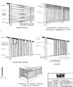 Privacy Fence Plans Free