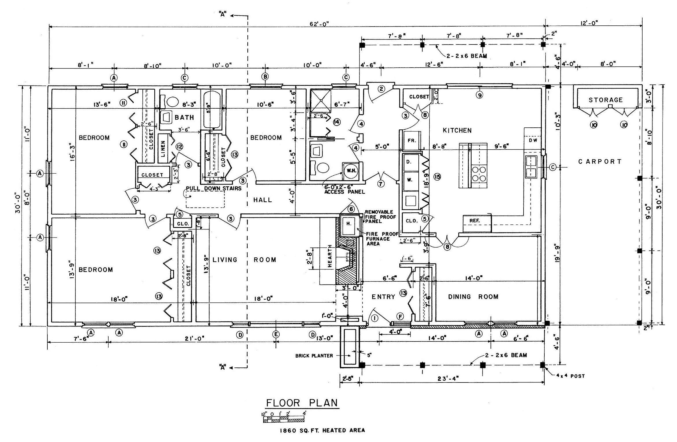 Ranch houses plans find house plans House floor plan design