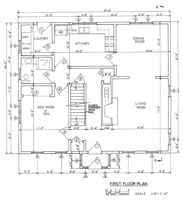Free saltbox house plans saltbox house floor plans Saltbox cabin plans