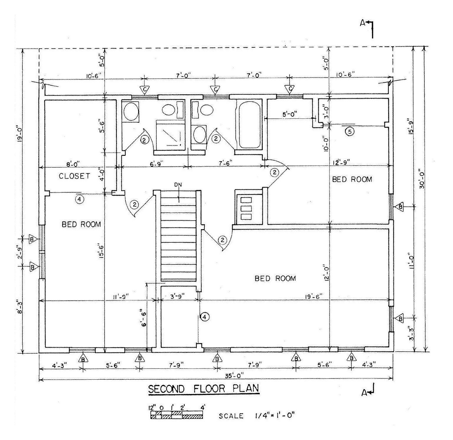 Free Floor Plans First Floor Plan Second Floor Plan