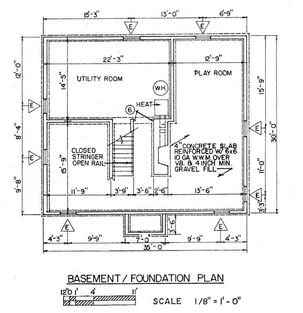 Free saltbox house plans saltbox house floor plans for House foundation plan