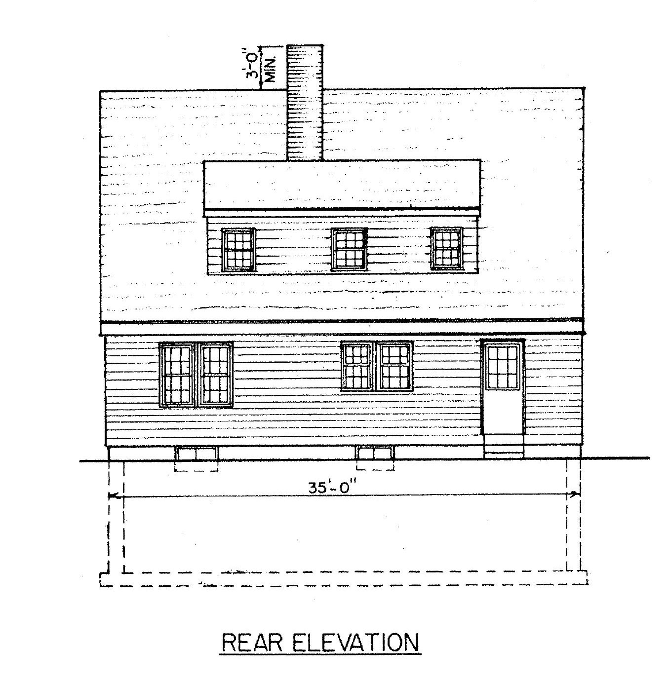 100 Saltbox Cabin Plans 100 Colonial Saltbox House