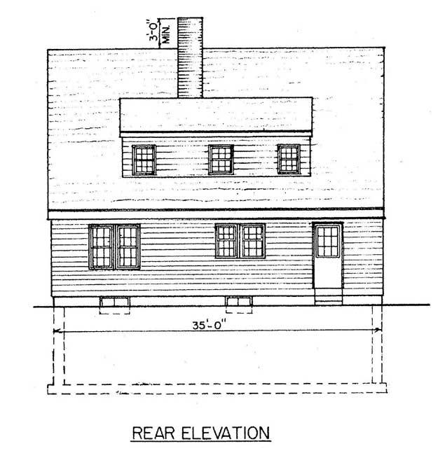 Free saltbox house plans saltbox house floor plans for Saltbox house floor plans