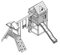 Swing Set Assembly Instructions PDF Photo