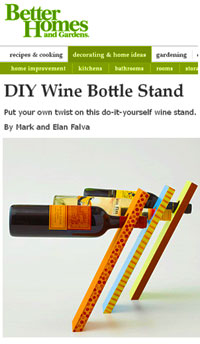 Woodwork self balancing wine bottle holder plans pdf plans - Wine bottle balancer plans ...