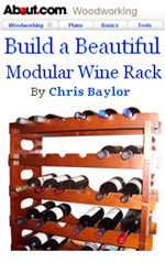 Build a Modular Wine Rack