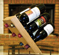 Woodworking 200 bottle wine rack plans plans pdf download free wine display rack plans - Wine bottle balancer plans ...