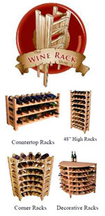 Wine Rack Ideas Photo