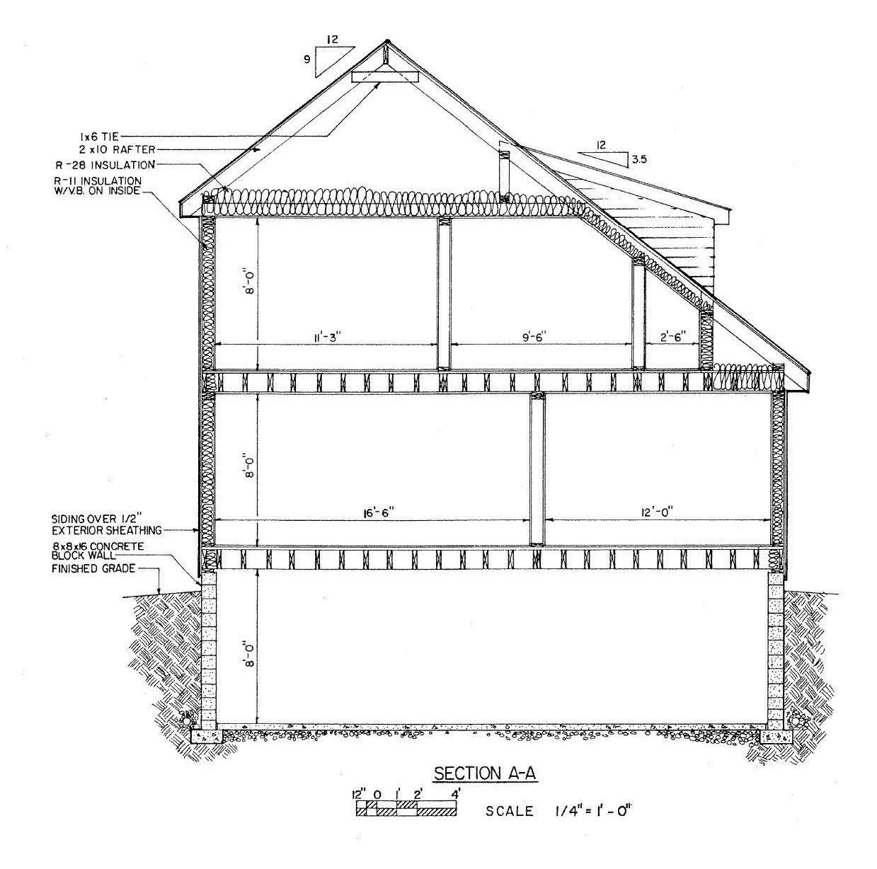 Free Saltbox House Plans Saltbox House Floor Plans ...